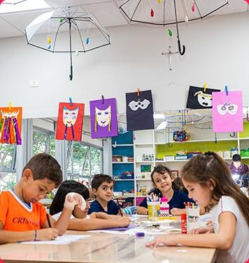 Programa BilíngueCom um Programa Bilíngue, apoiado pela parceria com a International School, estimulamos a proficiência na língua inglesa de nossos alunos, a partir dos 3 anos de idade, com metodologias adaptadas para cada fase!